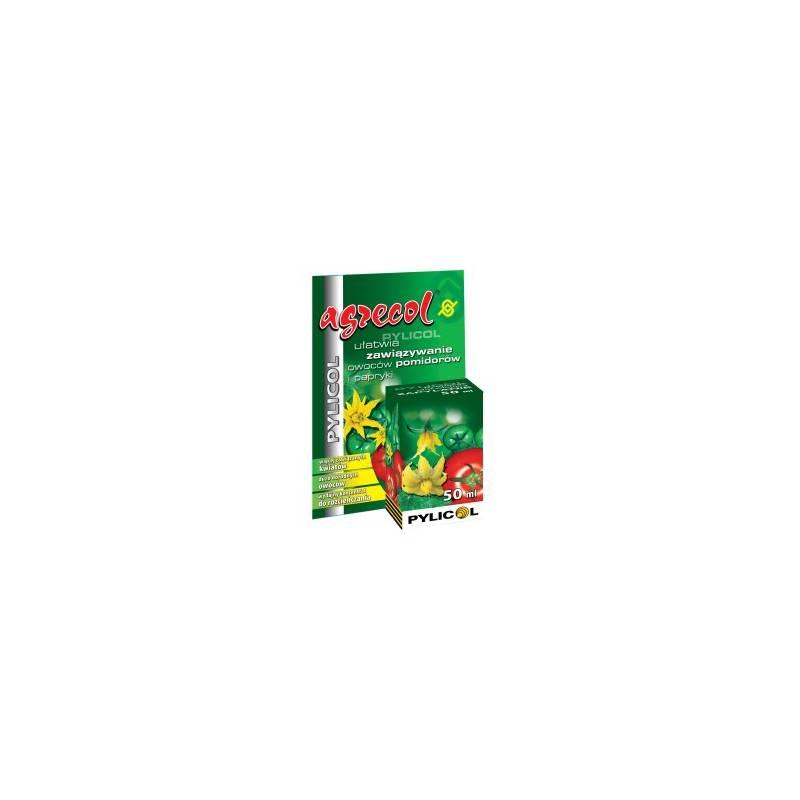 Agrecol 10ml Pylicol do zawiązywania pomidorów papryki truskawek wiśni