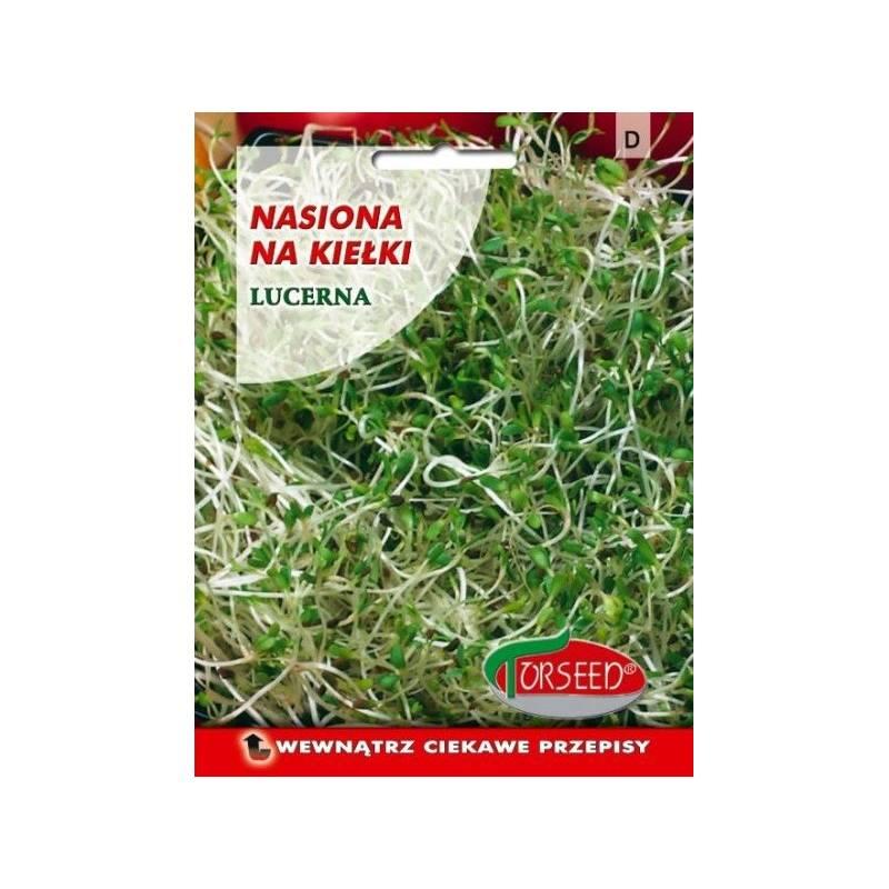 Torseed Lucerna 20g nasiona na kiełki