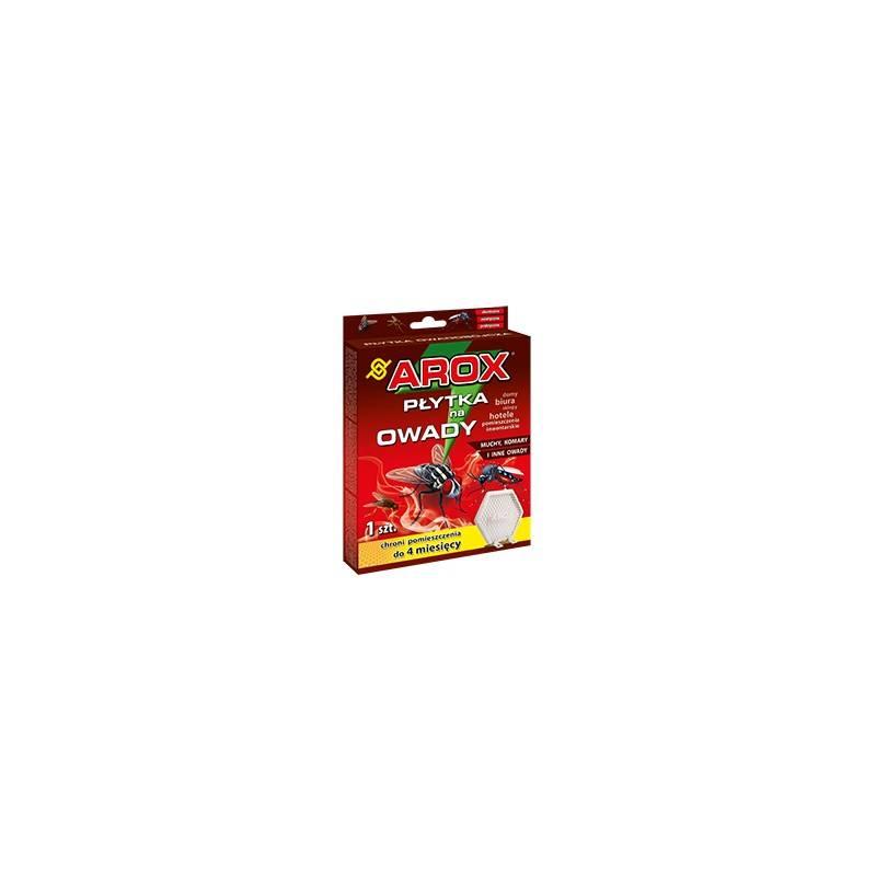 Arox 1szt. Płytka na owady muchy komary meszki mole pułapka