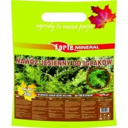 Forte Mineral 5kg Nawóz jesienny do iglaków i innych roślin kwasolubnych