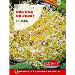 Torseed Brokuł 10g nasiona na kiełki brokuła