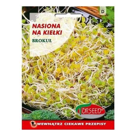 Torseed Brokuł 10g nasiona na kiełki