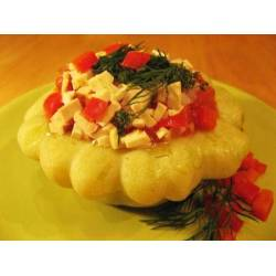 Torseed 1g Dynia Zwyczajna Patison Scallopini Nasiona