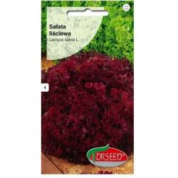 Torseed 0,5g Sałata Liściowa Lollo Rossa Czerwona Nasiona