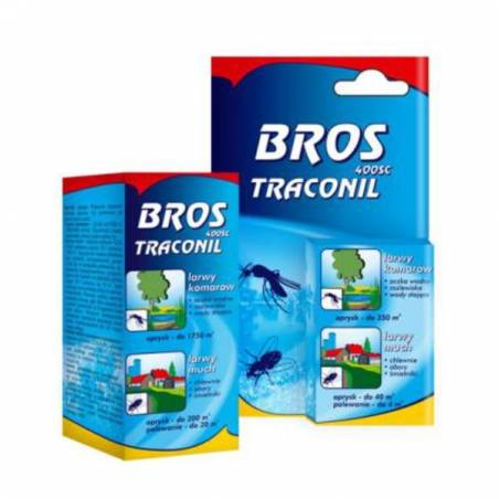 BROS 10ML TRACONIL - MUCHY KOMARY 400 SC