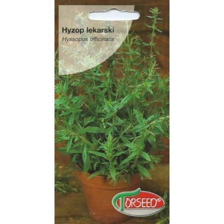 Torseed 0,2g Hyzop Lekarski Zioła Nasiona