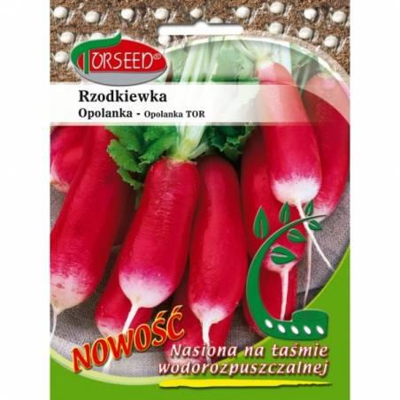 Torseed 165 Nasion Na Taśmie Rzodkiewka Opolanka Podłużna Nasiona
