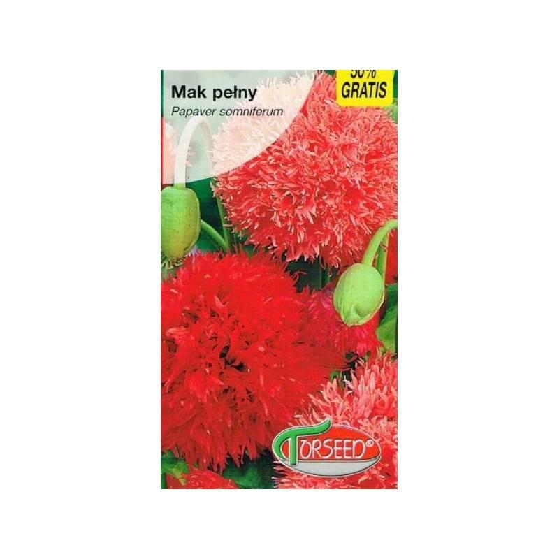 Torseed 0,5g Mak pełny mieszane nasiona kwiatów