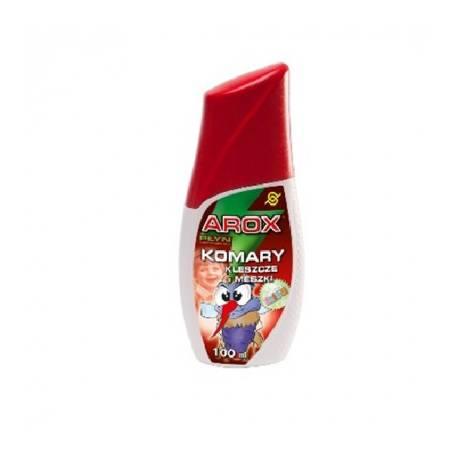Arox 50ml Płyn na komary i kleszcze dla dzieci