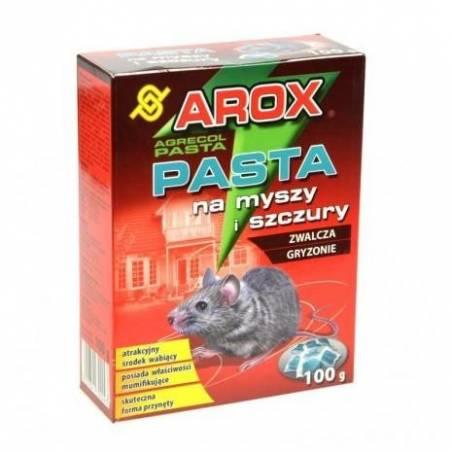 Arox 100g Pasta na myszy i szczury skuteczna trutka