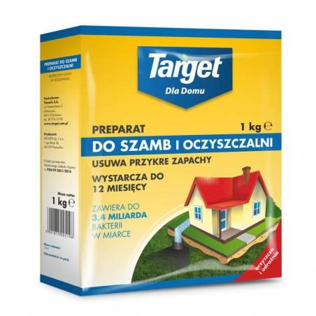 Target 1kg Preparat do szamb oczyszczalni i obiektów inwentarskich