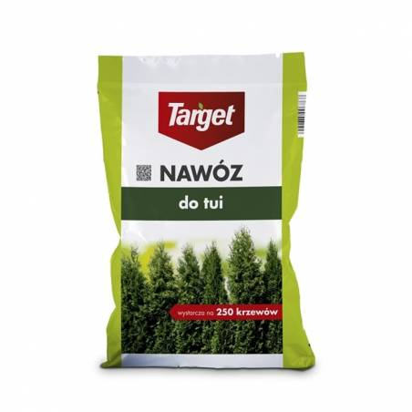 Target 10kg Nawóz do tui iglaków żywotników z mikroskładnikami