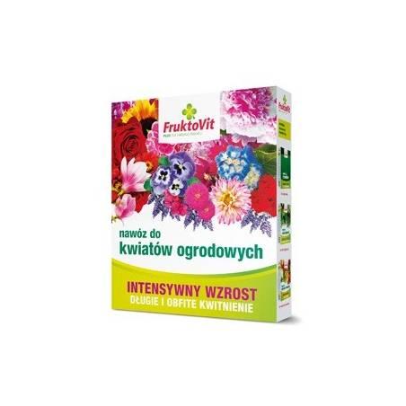 Fruktovit Plus 1,2 kg Nawóz do kwiatów ogrodowych jednorocznych i bylin