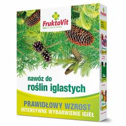 Fruktovit Plus 1,2 kg Nawóz do roślin iglastych