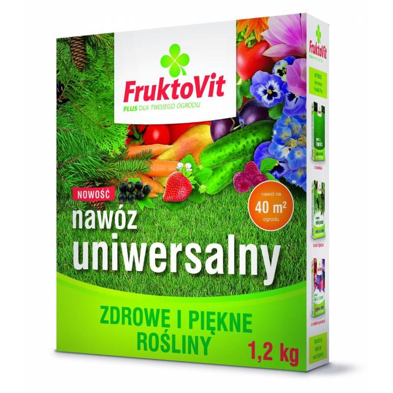 Fruktovit Plus 1,2 kg Nawóz uniwersalny