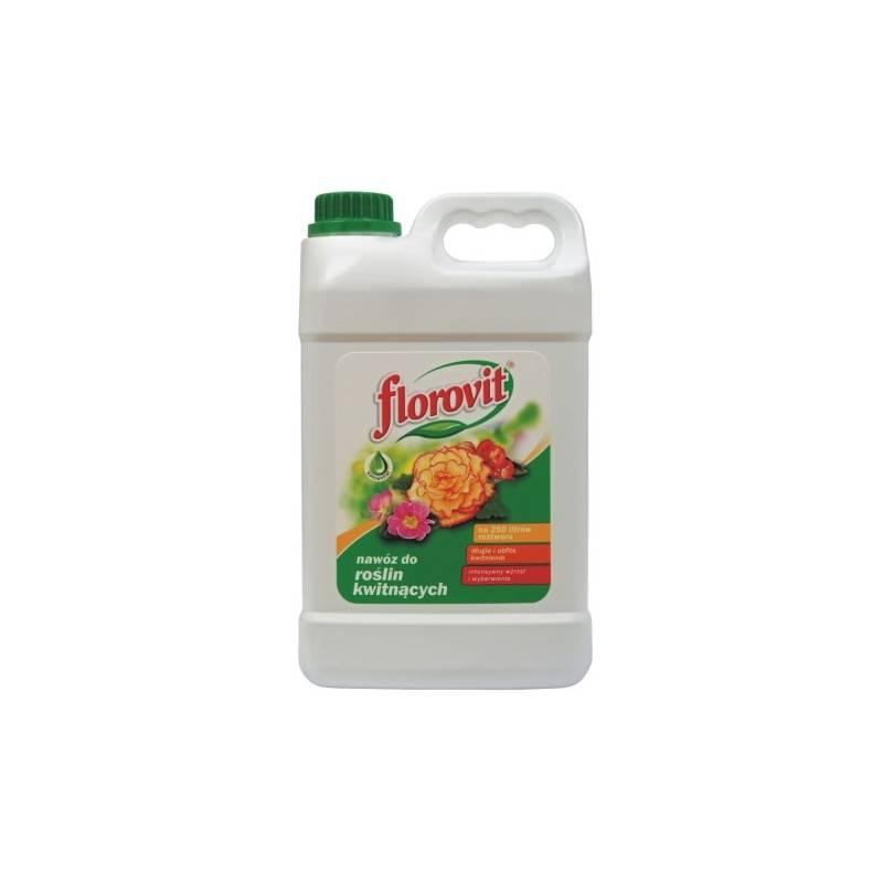 Florovit 3kg Nawóz w płynie do roślin kwitnących koncentrat.