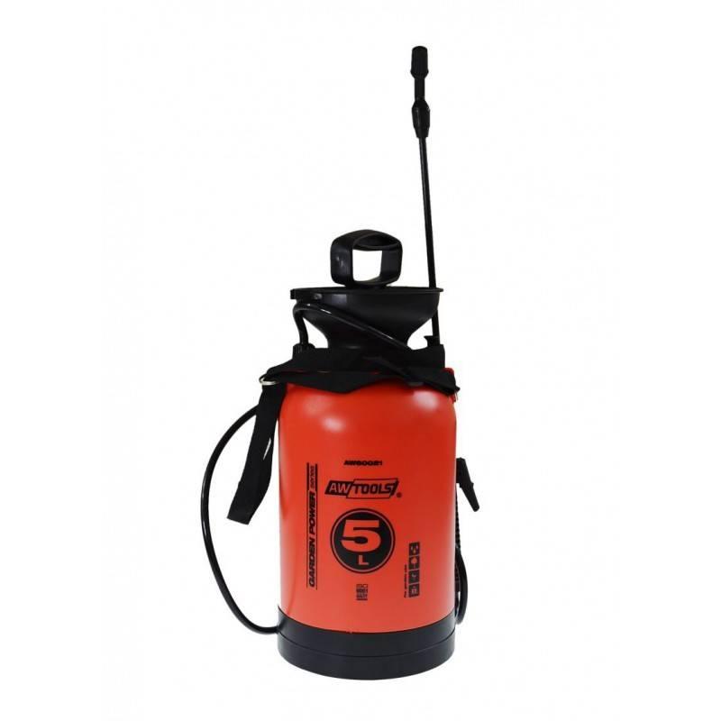 AWTools 5l GPS Power AW60021 Opryskiwacz ciśnieniowy ogrodowy z lancą