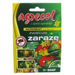 Acrobat MZ 69 WG 50g Środek grzybobójczy zaraza ziemniaka Agrecol