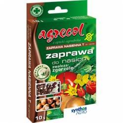 Zaprawa nasienna T75 DS/WS 10g Środek grzybobójczy zgorzel siewek Agrecol