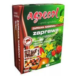 Zaprawa nasienna T75 DS/WS 100g Środek grzybobójczy zgorzel siewek Agrecol