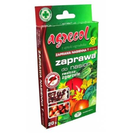 Zaprawa nasienna T75 DS/WS 20g Środek grzybobójczy zgorzel siewek Agrecol