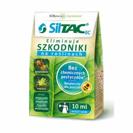 Siltac EC 10ml Środek owadobójczy ekologiczny na przędziorki ICB Pharma