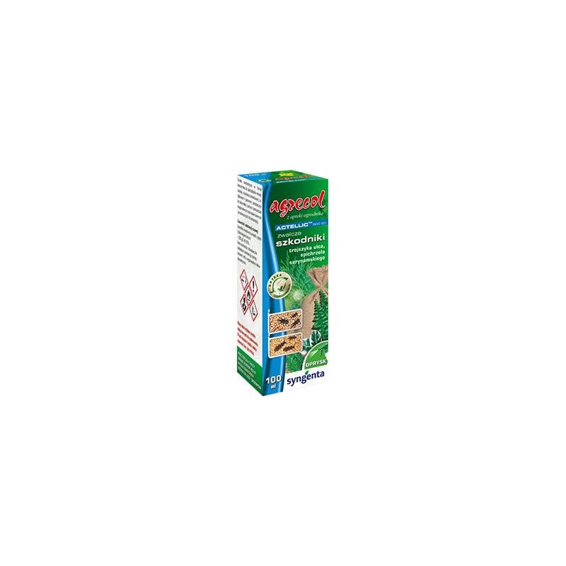 Actellic 500EC 100ml Agrecol Środek owadobójczy na wołki zbożowe
