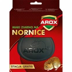 Arox 100g Maki ziarno na nornice myszy szczury stacja gratis