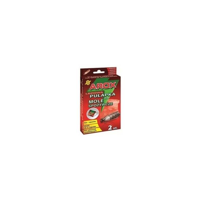 Arox 2szt. Lepowa pułapka na mole spożywcze bez substancji owadobójczych