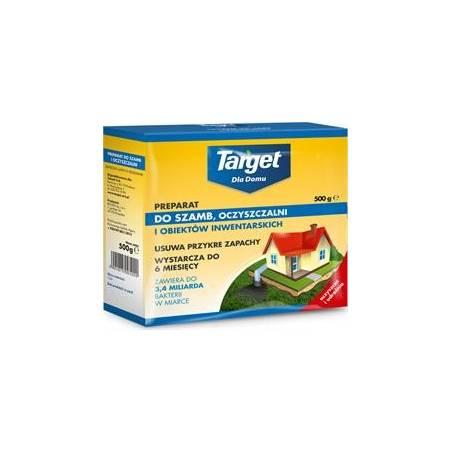 Target 500g Preparat do szamb oczyszczalni i obiektów inwentarskich