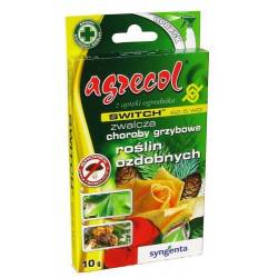 Switch 62,5 WG 10g Środek grzybobójczy do roślin ozdobnych Agrecol
