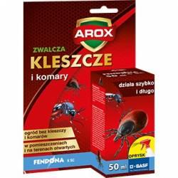 Arox 50ml Fendona 6SC Prusaki kleszcze komary pluskwy rybiki i inne