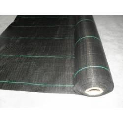 Agrotkanina czarna szer. 1,6m za 1mb