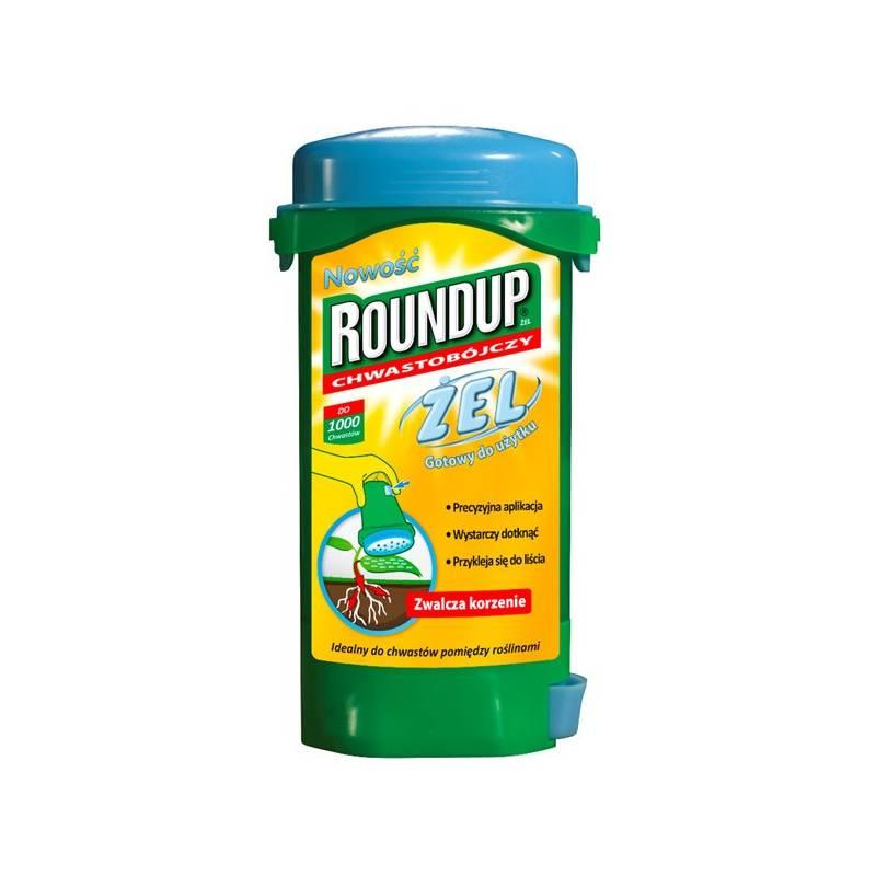 Roundup 140ml Chwastobójczy żel gotowy do użytku Substral