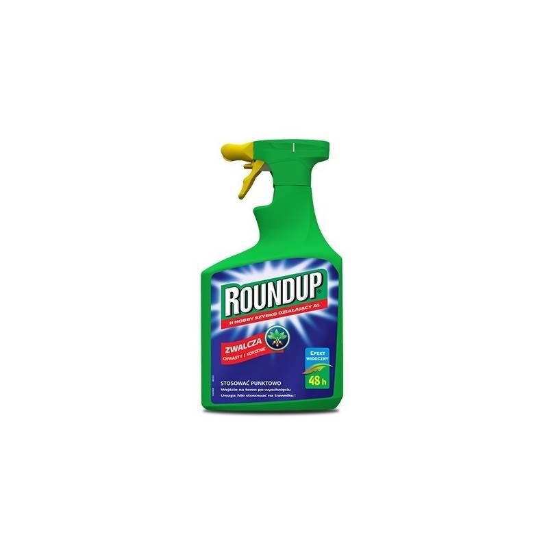 Roundup H Hobby AL 1l Środek chwastobójczy Substral chwasty i korzenie