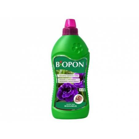 Biopon 1l Nawóz Biohumus ekstrakt z dżdżownic kalifornijskich naturalny