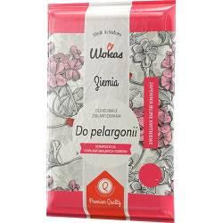 Wokas 20l Ziemia Premium podłoże do pelargonii z nawozem bujne kwitnienie