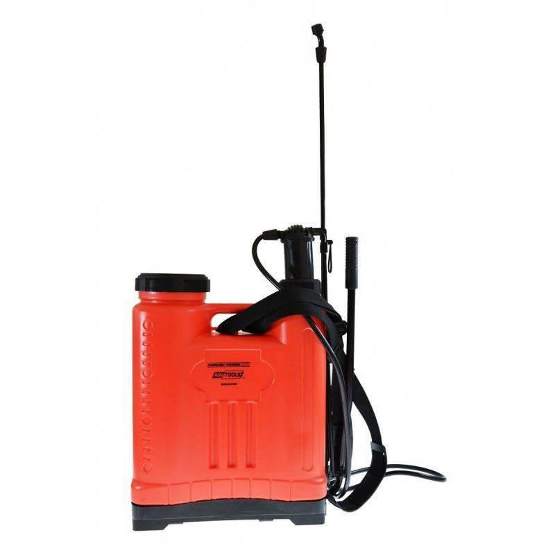 AWTools 22l GPS AW60029 Opryskiwacz ciśnieniowy plecakowy ogrodowy z lancą