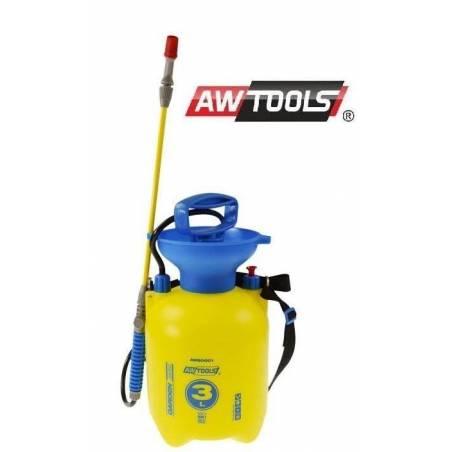 AWTools 3l GS AW60001 Żółty opryskiwacz ciśnieniowy ręczny pompka lanaca