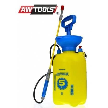 AWTools 5l GS AW60001 Spryskiwacz ogrodowy opryskiwacz ciśnieniowy ręczny z lancą