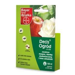 Decis Ogród 015 EW 100ml Środek owadobójczy Bayer warzywa owoce