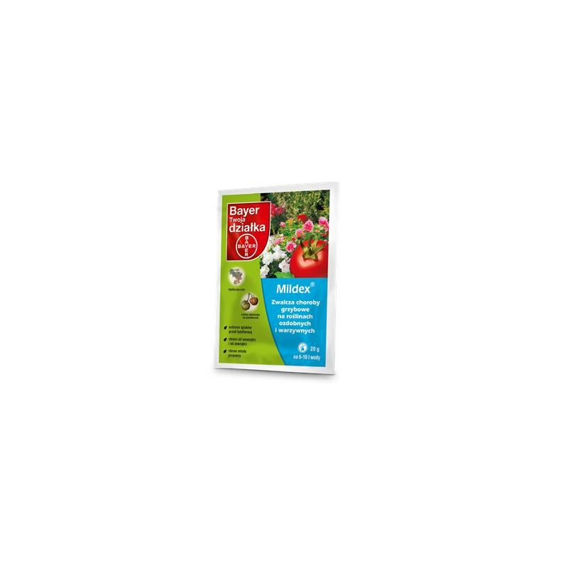 Mildex 71,1 WG 20g Środek grzybobójczy Bayer mączniak rzekomy fytoftoroza