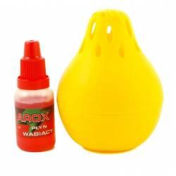 Arox 15ml Pułapka na muszki owocowe gruszka z naturalnym atraktantem