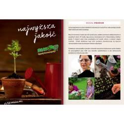Wokas 20l Ziemia uniwersalna kwiatowa Premium z dodatkiem kredy