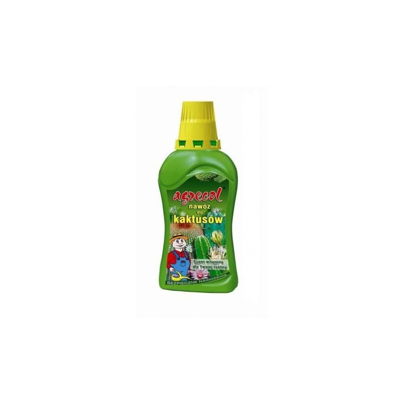 Agrecol 350ml Nawóz do kaktusów roślin gruboszowatych Bio Natura