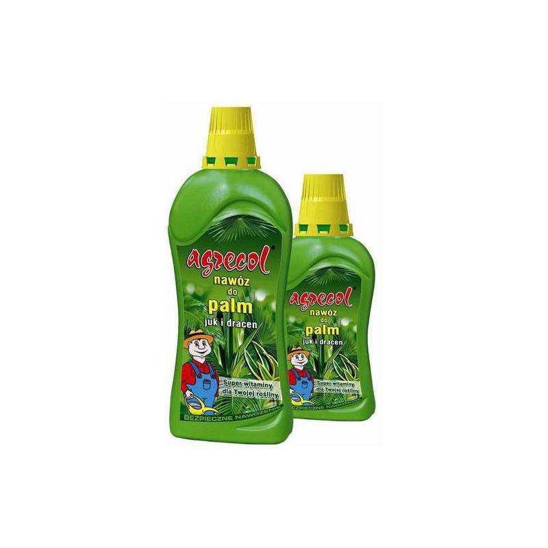 Agrecol 350ml Nawóz do palm, juk i dracen Bio Natura