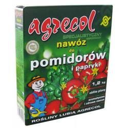 Agrecol 1,2kg Specjalistyczny nawóz do pomidorów i papryki