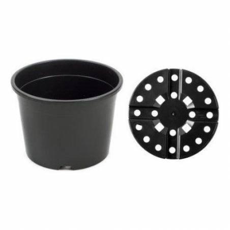 Korad Doniczka produkcyjna przemysłowa 10 cm okrągła