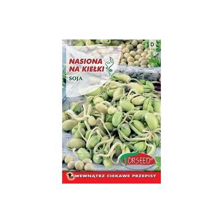 Torseed Soja 30g nasiona na kiełki do kiełkownicy