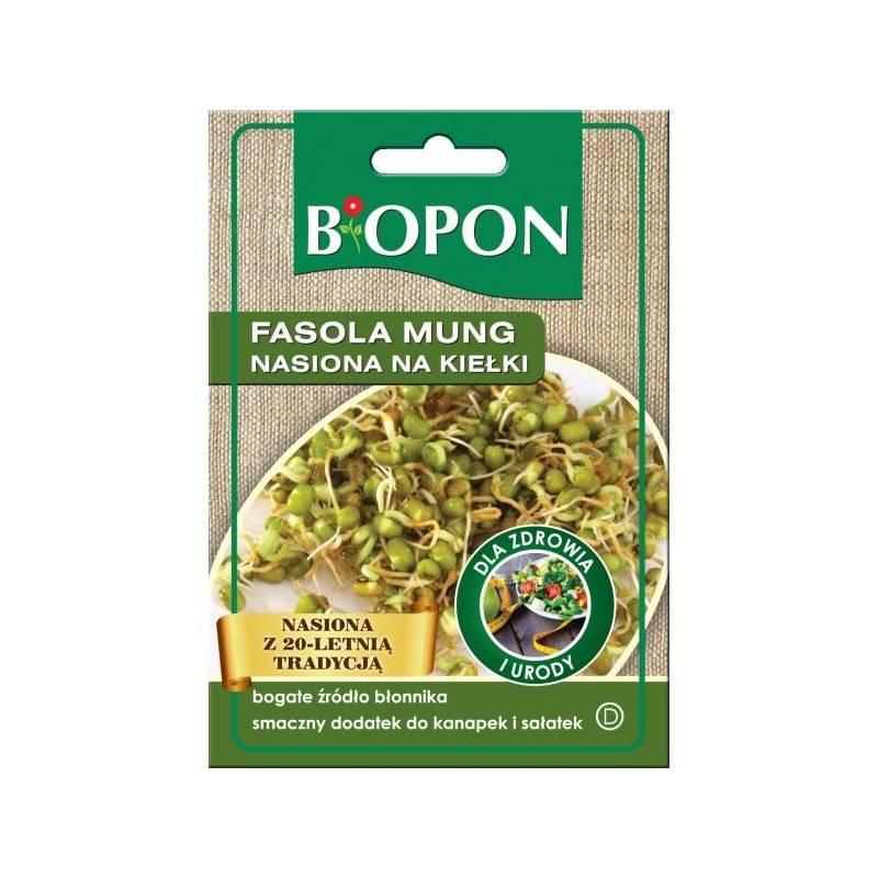 Biopon Fasola Mung 40g nasiona na kiełki